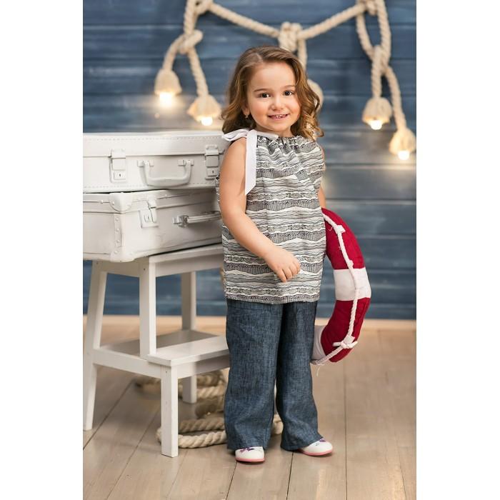 Детская одежда , Блузки и рубашки Frizzzy Блузка-туника Узоры арт: 300592 -  Блузки и рубашки