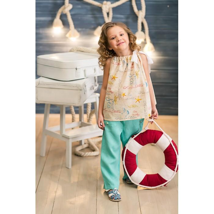 Блузки и рубашки Frizzzy Блузка-туника Морские звезды блузки linse блузка