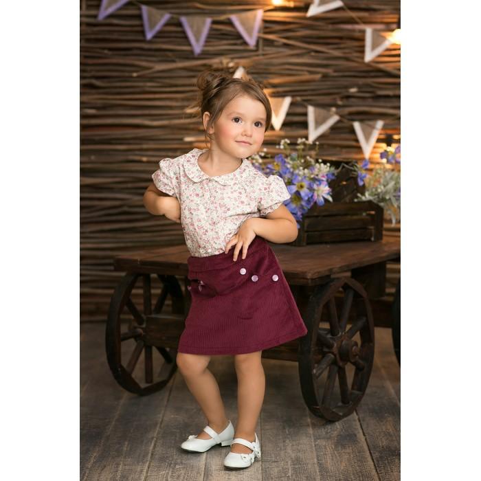 Детская одежда , Блузки и рубашки Frizzzy Блузка Цветочная арт: 210936 -  Блузки и рубашки