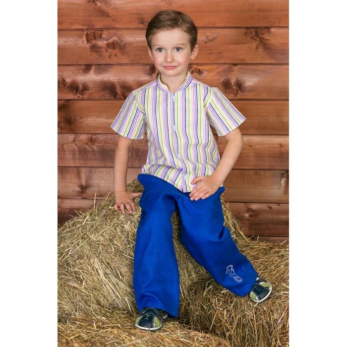 Купить Брюки и джинсы, Frizzzy Брюки детские изо льна 2278