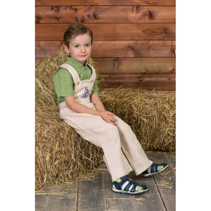 Frizzzy Комбинезон детский с вышивкой кораблик 2230 фото
