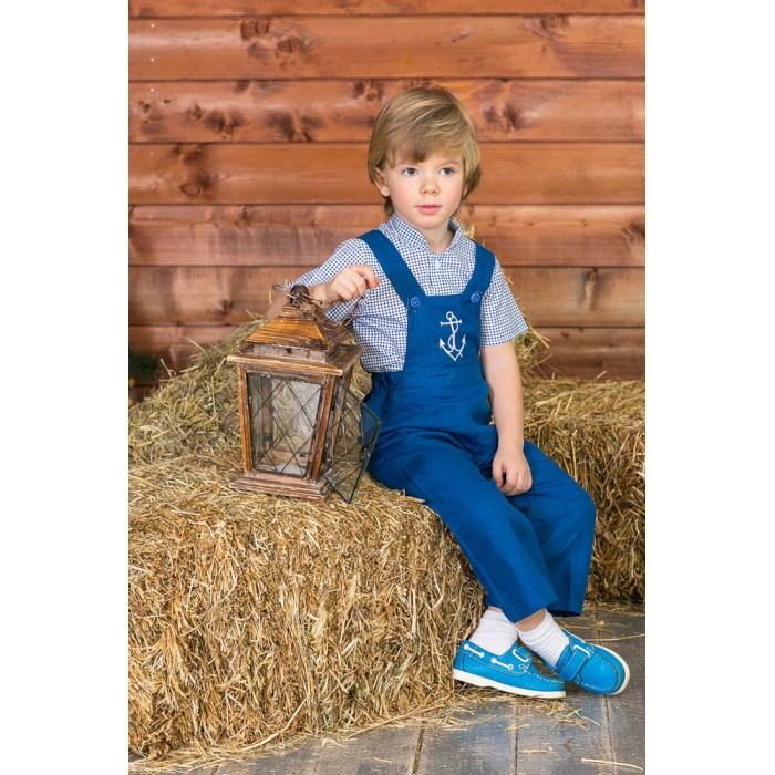 Frizzzy Комбинезон детский с вышивкой якорь 2230