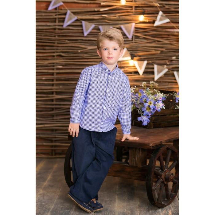 Детская одежда , Блузки и рубашки Frizzzy Рубашка детская Клетка арт: 210969 -  Блузки и рубашки