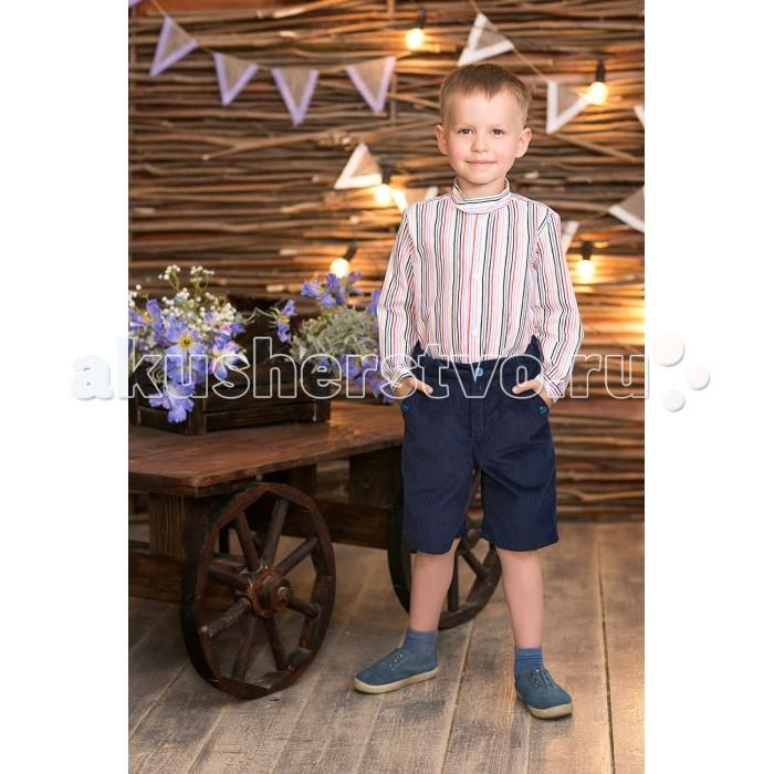 Детская одежда , Блузки и рубашки Frizzzy Рубашка детская Яркая полоска арт: 211077 -  Блузки и рубашки