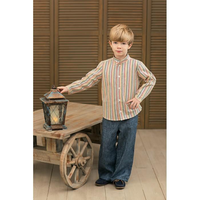 Детская одежда , Блузки и рубашки Frizzzy Рубашка для мальчика 3380-31 арт: 301429 -  Блузки и рубашки