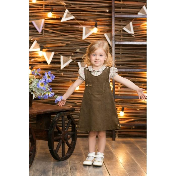 Детские платья и сарафаны Frizzzy Сарафан вельветовый
