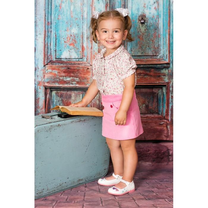 Юбки Frizzzy Юбка для девочки вельветовая