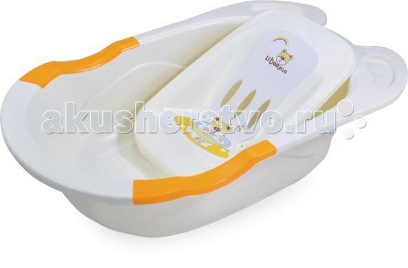 Купание малыша , Детские ванночки Froebel Ванна с горкой для купания арт: 32074 -  Детские ванночки