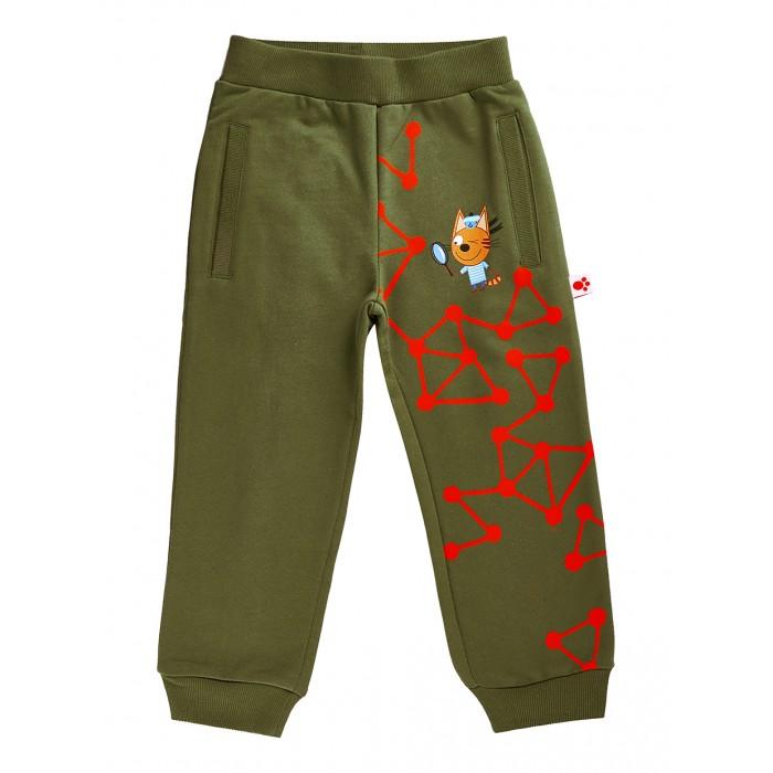 Брюки и джинсы Frutto Rosso Брюки для мальчика Три кота TKB163 брюки для мальчика frutto rosso цвет темно синий frb72141 размер 146