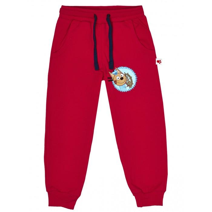 Спортивные костюмы Frutto Rosso Брюки для мальчика Три кота TKB194 брюки для мальчика frutto rosso цвет темно синий frb72141 размер 146