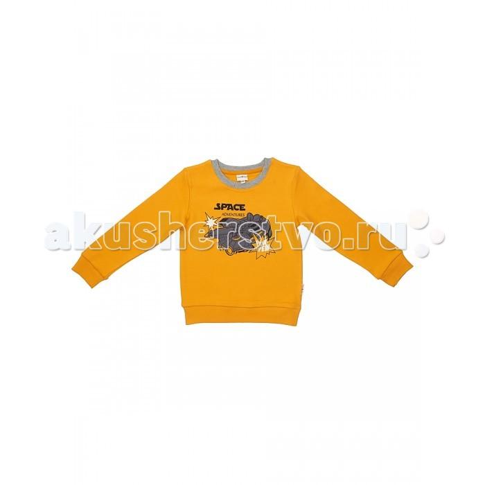 Джемперы, свитера, пуловеры Frutto Rosso Джемпер для мальчика джемперы утенок джемпер детский