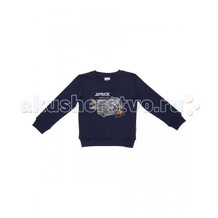 Джемперы, свитера, пуловеры Frutto Rosso Джемпер для мальчика джемперы cudgi джемпер