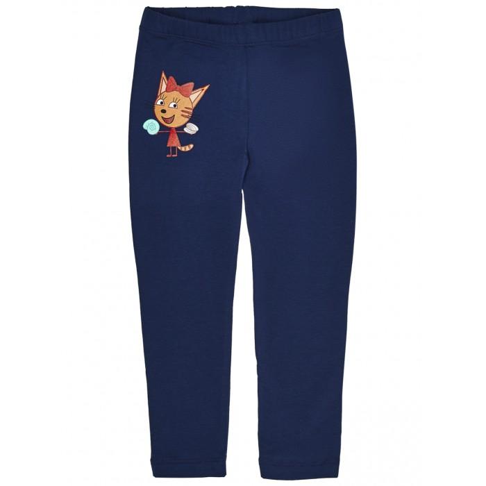 Брюки и джинсы Frutto Rosso Леггинсы для девочки Три кота TKG187