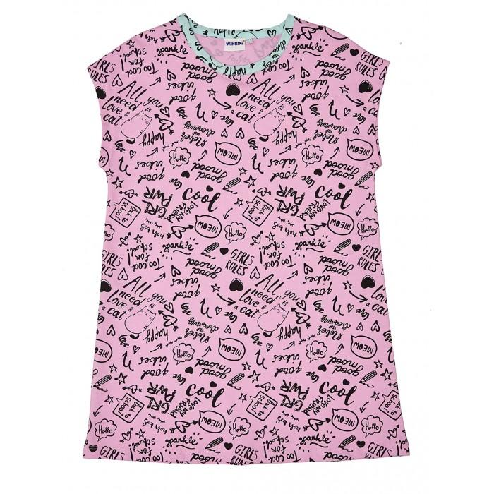 Картинка для Домашняя одежда Frutto Rosso Ночная сорочка для девочки WJG92621