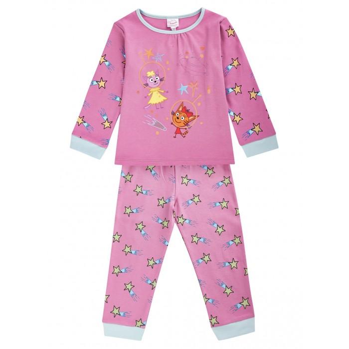 Купить Домашняя одежда, Frutto Rosso Пижама для девочки Три кота TKG171