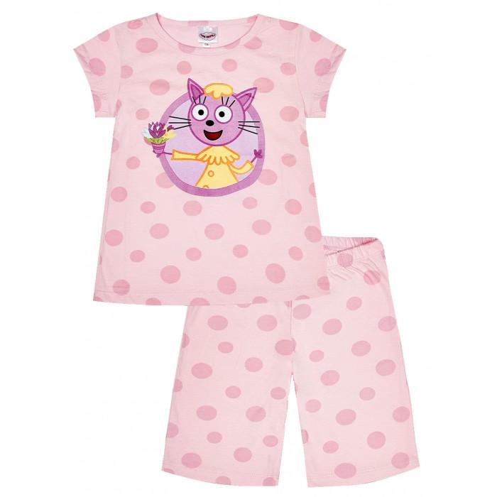 Картинка для Домашняя одежда Frutto Rosso Пижама для девочки Три кота TKG195