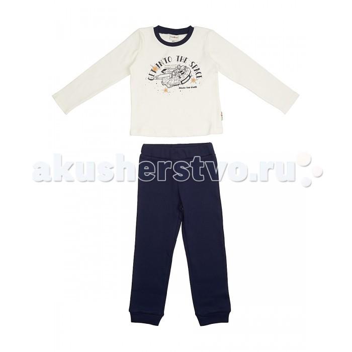 Пижамы и ночные сорочки Frutto Rosso Пижама для мальчика FRB72112 ночные сорочки и рубашки