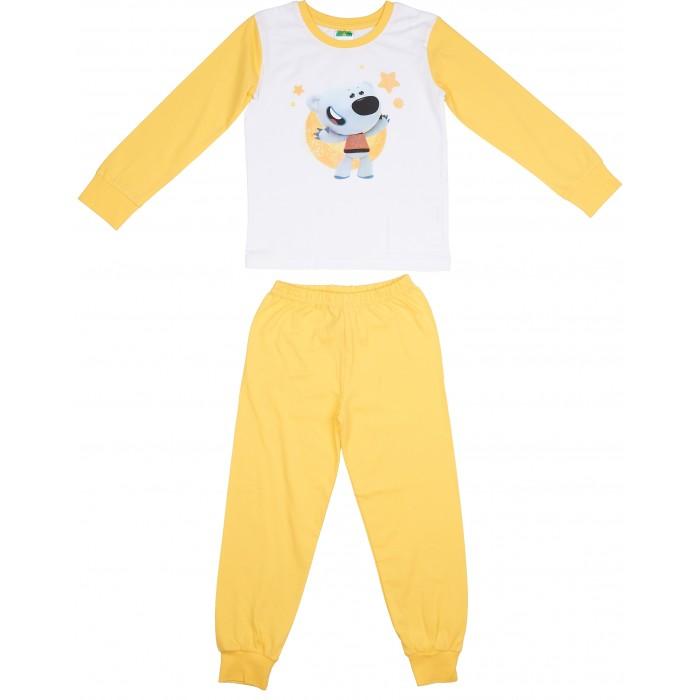 Детская одежда , Пижамы и ночные сорочки Frutto Rosso Пижама (Кофта и штанишки) Мимимишки MK117K031 арт: 421794 -  Пижамы и ночные сорочки