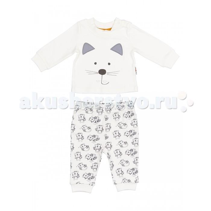 Пижамы и ночные сорочки Frutto Rosso Пижама ясельная пижамы и ночные сорочки nannette пижама для малышей 26 1785
