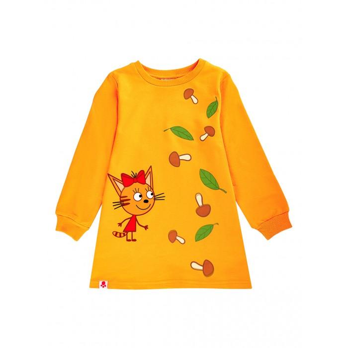 Frutto Rosso Платье для девочки Три кота TKG165