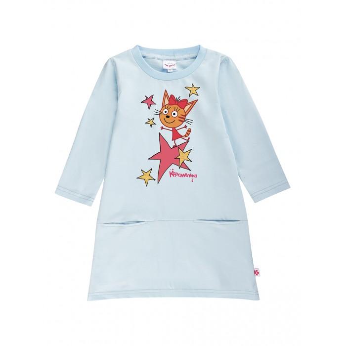 Frutto Rosso Платье для девочки Три кота TKG167