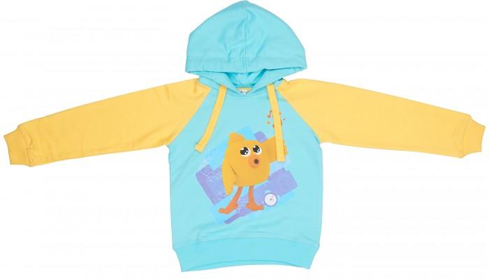 Детская одежда , Толстовки, свитшоты, худи Frutto Rosso Толстовка с капюшоном Мимимишки MK117K030 арт: 421829 -  Толстовки, свитшоты, худи