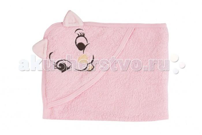 Fun Dry Полотенце с капюшоном КошкиПолотенце с капюшоном КошкиFun Dry Полотенце с капюшоном Кошки - незаменимый аксессуар в уходе за малышом. Мягкая и уютная махровая ткань приятна к телу и хорошо впитывает влагу. Большой размер полотенца позволит полностью укутать кроху после купания. Специальный уголок-капюшон защитит голову ребенка от сквозняков, а оригинальный дизайн в виде симпатичной кошачьей мордочки, развеселит его и сделает банные процедуры увлекательным процессом.   Полотенце выполнено из стопроцентного хлопкового полотна, не вызывающего аллергию и полностью безопасного для чувствительной детской кожи. Не теряет формы  и цвета после многочисленных стирок.                                      Особенности:  полотенце с капюшоном                                                                                                                                                                                                                                                                                                                                                                                                                                                  отделка капюшона: аппликация, вышивка машинная стирка при температуре 40 °С Размер: 100 х 80 см<br>