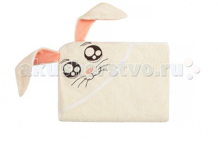 TwinklBaby Полотенце с капюшоном Fun Dry Зайка 1825
