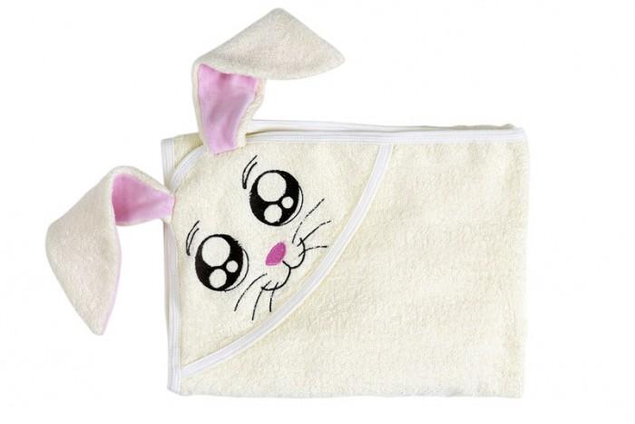 TwinklBaby Полотенце с капюшоном Fun Dry Зайка от TwinklBaby