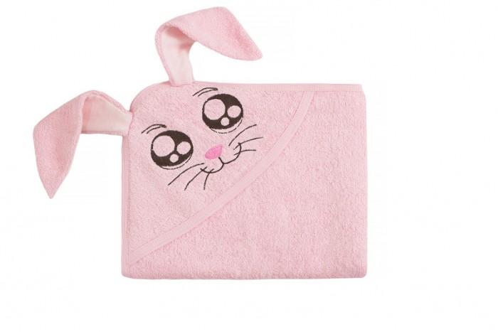 Купание малыша , Полотенца TwinklBaby Полотенце с капюшоном Зайка арт: 295564 -  Полотенца