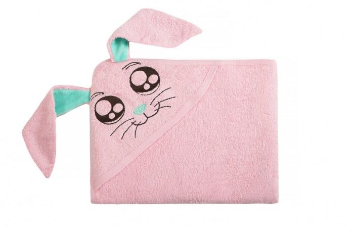 Полотенца TwinklBaby Полотенце с капюшоном Fun Dry Зайка