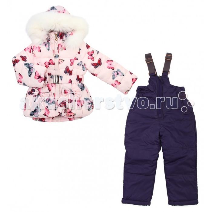 Fun Time Комплект из куртки и полукомбинезона HKF1625Комплект из куртки и полукомбинезона HKF1625Fun Time Комплект из куртки и полукомбинезона   Теплый полукомбинезон и курточка- находка для зимних прогулок с малышом! Комплект очень лёгкий и удобный в носке.  Ткань обладает хорошими воздухообменными свойствами при этом хорошо защищает от ветра. Защиту от влаги создает специальное водонепроницаемое и водоотталкивающее покрытие.  Рассчитана на температуру от 0С до -15С.   Уход: стирка в режиме автомат до 40 градусов.<br>