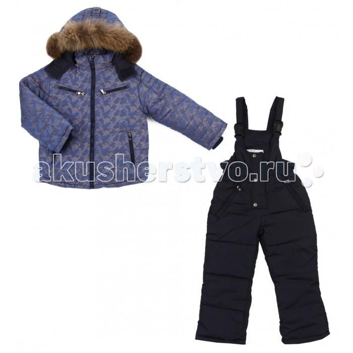 цена Зимние комбинезоны и комплекты Fun Time Комплект из куртки и полукомбинезона ВКF1602MO онлайн в 2017 году