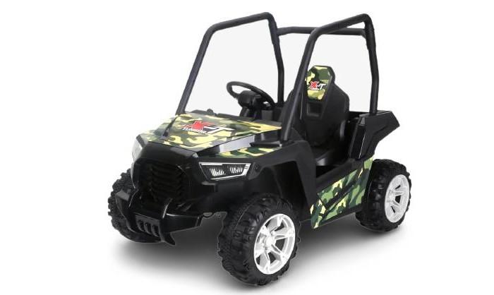 Купить Электромобили, Электромобиль RiverToys Т333ТТ