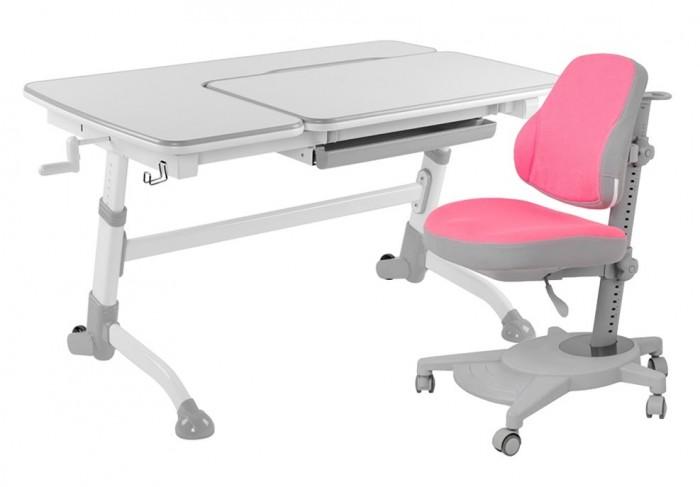 Школьные парты FunDesk Комплект парта Amare и кресло Agosto