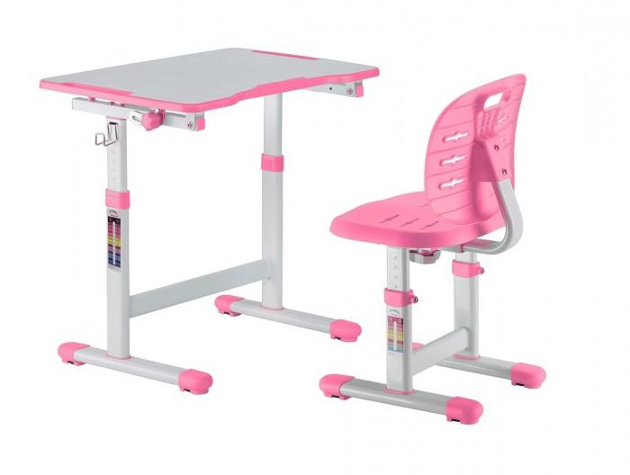 Школьные парты FunDesk Комплект парта и стул трансформеры Omino