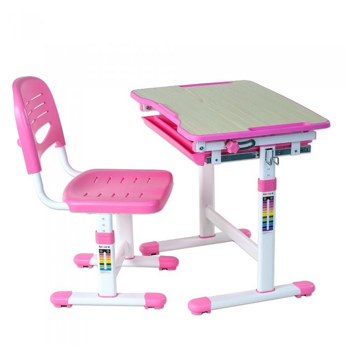 Детские столы и стулья FunDesk Парта со стулом Piccolino