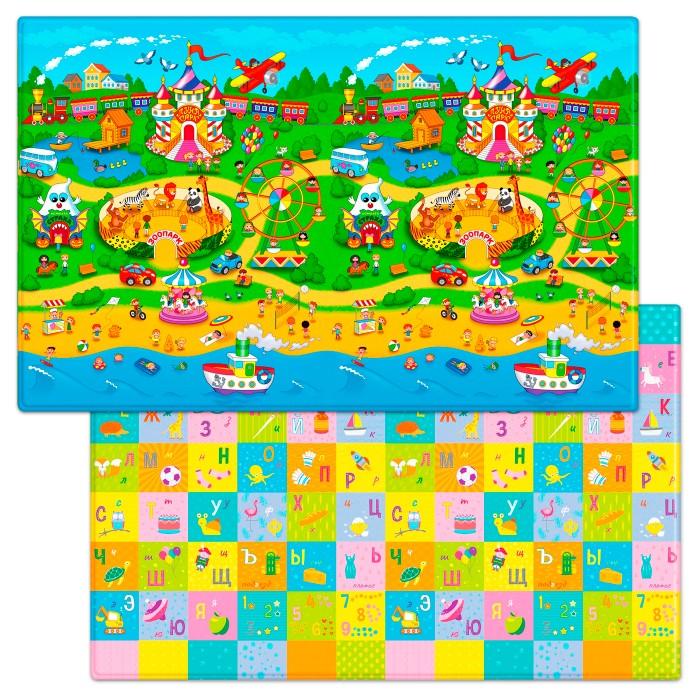 Купить Игровые коврики, Игровой коврик FunKids Big-12, толщина 12 мм FD-B12-2S