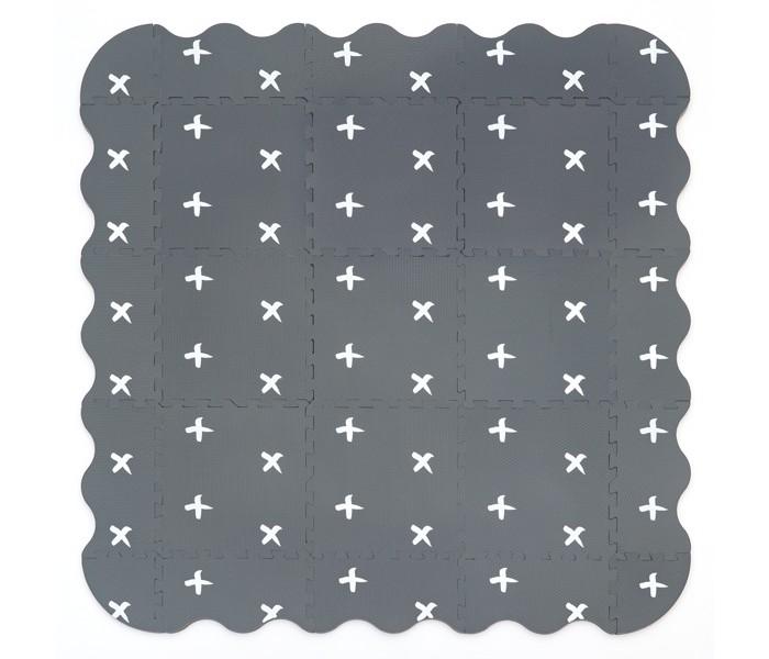 Игровой коврик FunKids с графикой Бебиарт-12, толщина 15 мм KB-090-25-NT фото