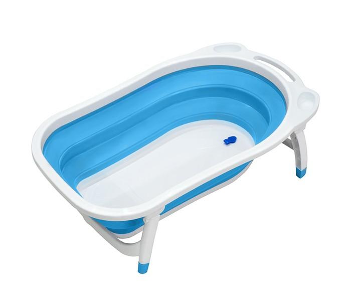 детские ванночки Детские ванночки FunKids Ванна детская Folding Smart Bath