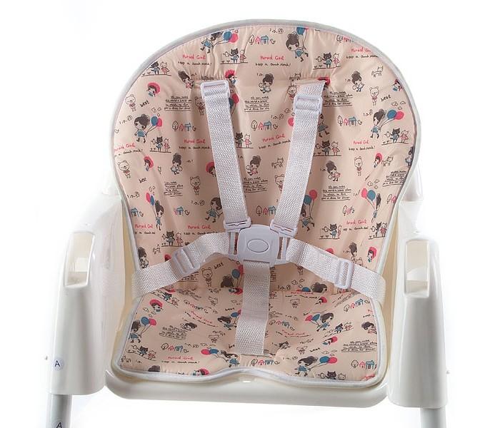 Вкладыши и чехлы для стульчика FunKids Мягкий чехол для стульчика Eat And Play вкладыши и чехлы для стульчика farla универсальный чехол для детского стульчика