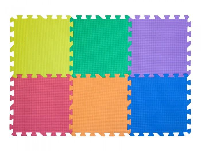 Игровые коврики FunKids пазл Симпл-12 игровые коврики funkids алфавит 1 kb 007r nt
