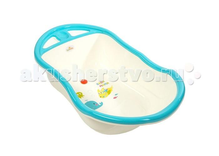 Купание малыша , Детские ванночки FunKids Ванночка для купания Jolly Bath арт: 96840 -  Детские ванночки