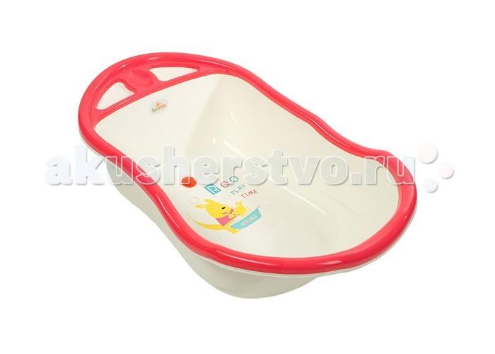 Детские ванночки FunKids Ванночка для купания Jolly Bath детская игрушка для купания new 36 00