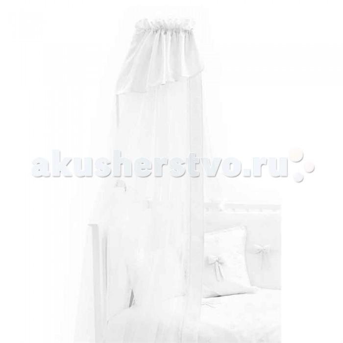 Балдахин дл кроватки Fiorellino Premium BabyPremium BabyКоллекци Fiorellino Premium Baby – красивый стильный текстиль дл детской комнаты, который с первых дней жизни позволит малышу почувствовать сво важность и исклчительность.   Классические белый или бежевый цвета, лаконичный дизайн, натуральные мгкие ткани окружат малыша трогательным теплом. Комплекты и аксессуары декорированы тончайшим кружевом с изысканным узором – торжественно и легантно.   Особенности: балдахин идеально подойдёт дл коллекции текстил Fiorellino Premium Baby длина балдахина – 5 метров легко стираетс и быстро сохнет<br>