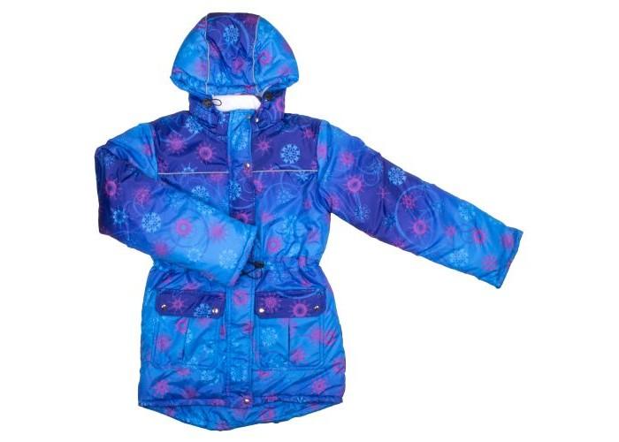 Куртки, пальто, пуховики Funny Bunny Куртка для девочки Иней колонка interstep sbs 150 funny bunny light green