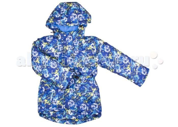 Куртки, пальто, пуховики Funny Bunny Куртка для мальчика Чемпион кардиганы funny bunny by aisel m кардиган