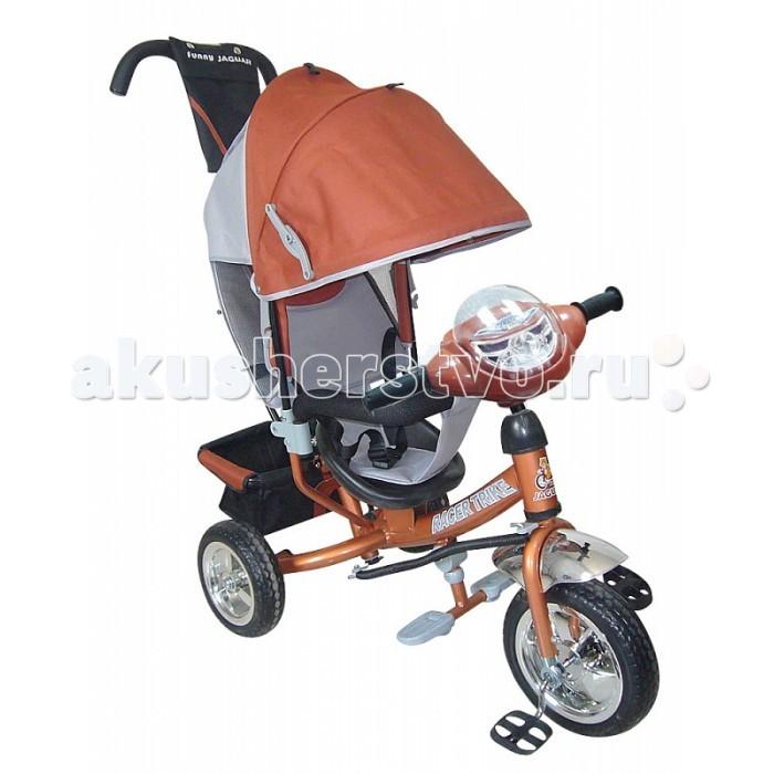 Детский транспорт , Трехколесные велосипеды Funny Jaguar Lexus Racer Trike MS-0630 IC арт: 445809 -  Трехколесные велосипеды