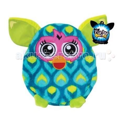 Подушки для малыша Furby Подушка Хенгтег 30 см игрушка 1toy подушка furby сердце т57474