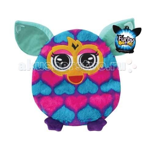 Подушки для малыша Furby Подушка Хенгтег 30 см плюшевая игрушка furby сумочка в горох 12 см хенгтег